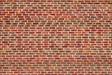 red brick: red brick wall background texture
