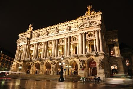 Palais or Opera Garnier