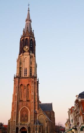 schiedam: delft new church