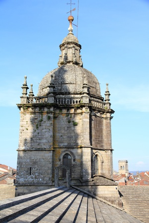 Cathedral of Santiago de Compostela photo