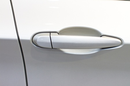 handle: car door lock
