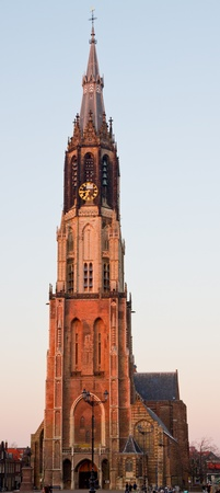 schiedam: delft new church