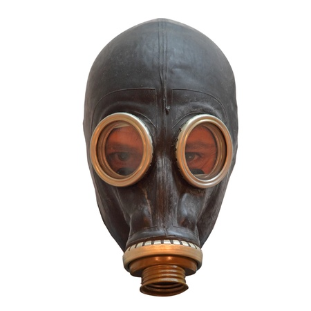 Chernobyl mask Stock Photo - 13371041