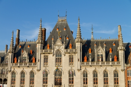 Town Hall, Bruges  photo