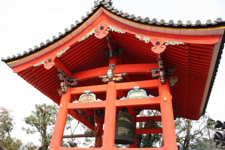 Japanese temple Imagens