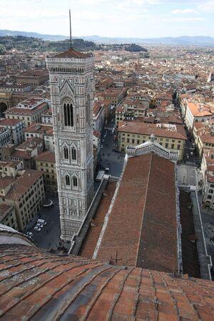 Florence campanile Stock Photo - 14347997