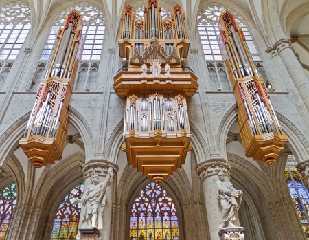 Church organ Stock Photo - 14406926
