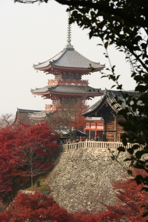 Japanese temple   photo