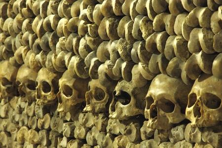 Les Catacombes, Paris photo