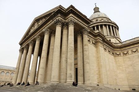 Dome of Paris Pantheon