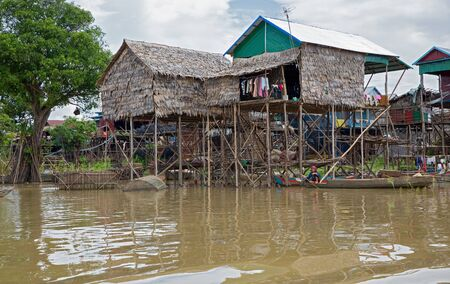 Floating village photo