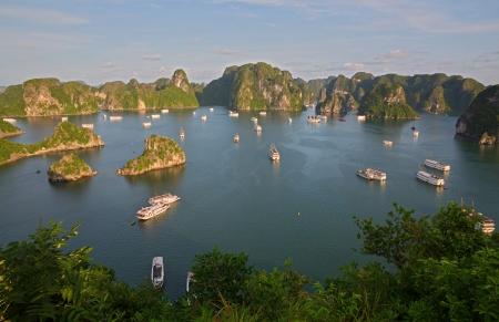Halong Bay, Vietnam Stok Fotoğraf