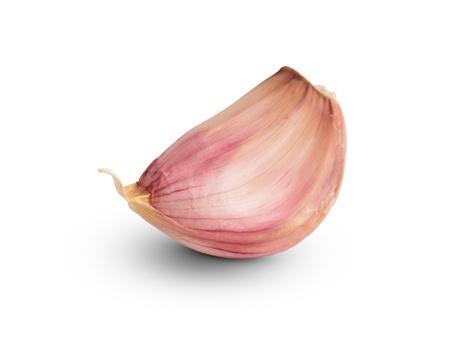 garlic: Clove of garlic