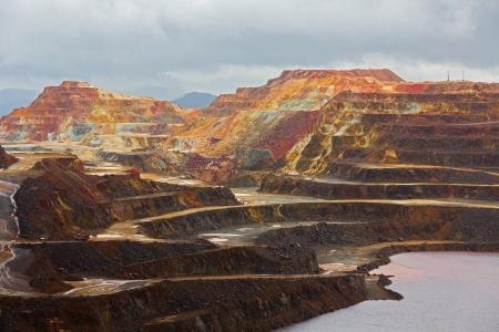 Rio Tinto mina
