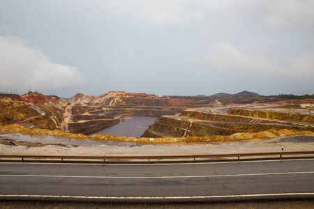 Rio Tinto mine photo