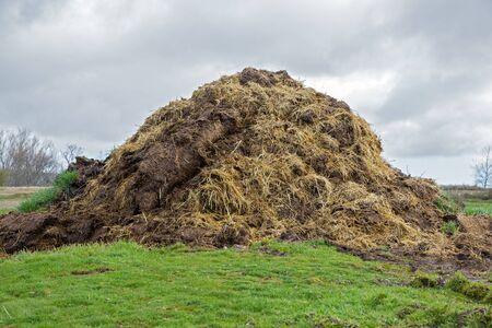 Pile of Fertilizer