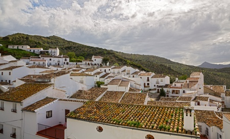 Zahara de la Sierra, Cadiz photo