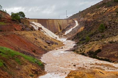Dam Фото со стока - 20287182