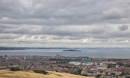 Easter Road Stadium in Edinburgh, Scotland photo