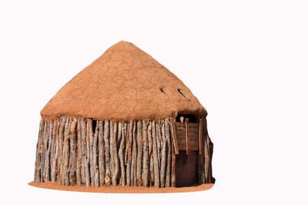 dwell: Traditional huts of himba people