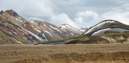 unbelievable: Landmannalaugar unbelievable landscape in Iceland
