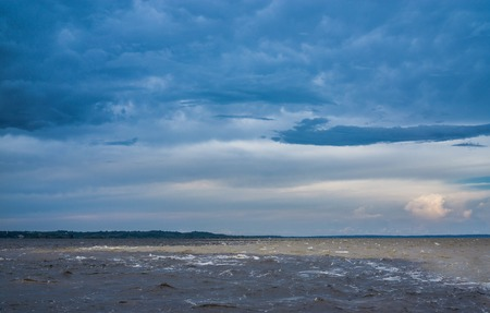 rio amazonas: El Encuentro de las Aguas (en portugu�s: Encontro das Aguas), R�o Amazonas