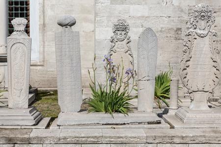 tumbas: Tumbas musulmanas