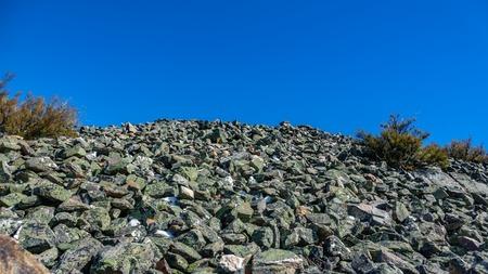 Antique fort stones Stok Fotoğraf