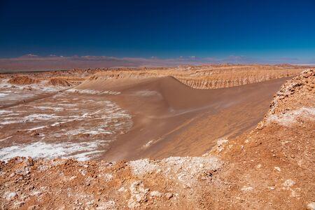 The big dune in Moon Valley, Atacama