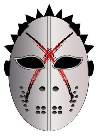 guise: vector illustration Graphic Mask disguise guise