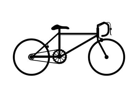 vector  illustration graphic bicycle background