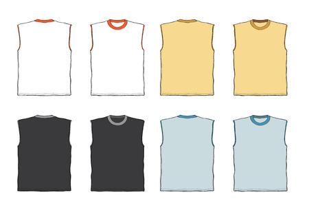 vector illustration graphic  shirts Ilustração