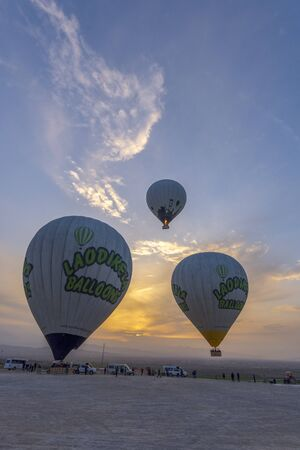 Hierapolis Pamukkale Balloons