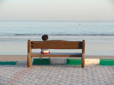 persian gulf: Mana in the beach of Persian Gulf