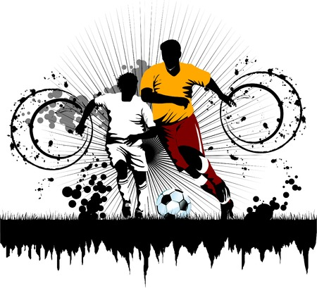 betting: soccer player attack gate of the opponent;