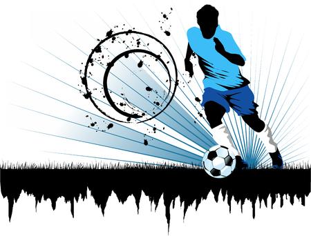 playoff: Soccer player design