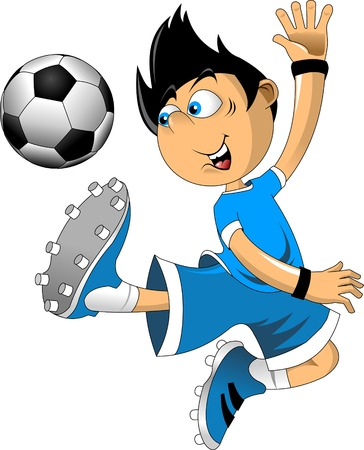 soccer design element, white background, vector-illustration Stock fotó - 27746299