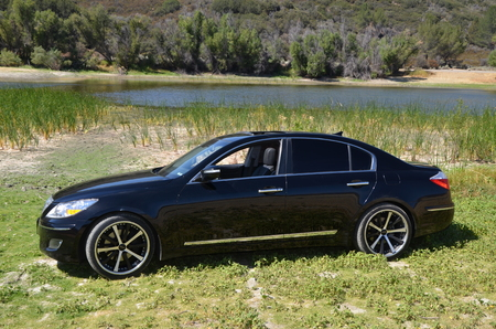 genesis: 2009 Hyundai Genesis