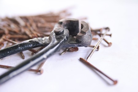 Tools for carpentry. photo
