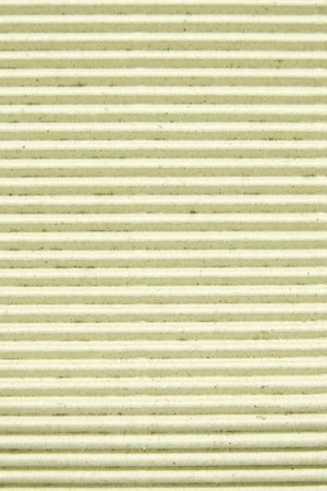 Corrugated art paper texture for use as background photo
