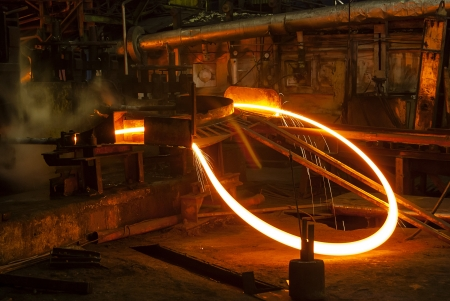 Rolling mill  photo