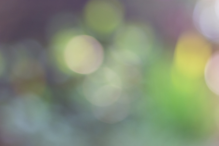 Abstract Blurred green light bokeh background 스톡 콘텐츠