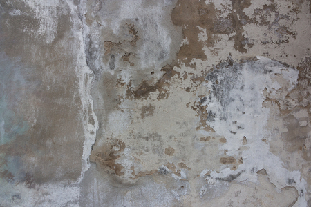 Old grey cement  texture with crack,use as a background