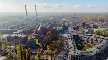 Historic district of Silesia Nikiszowiec