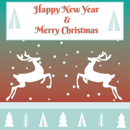 happy new year background Stock Vector - 17320958