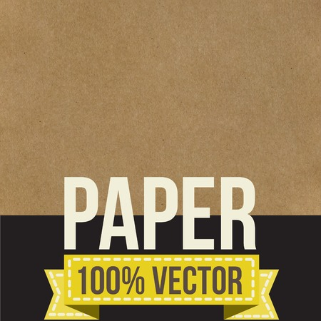 Texture of crumpled paper  Vector illustration  Ilustrace