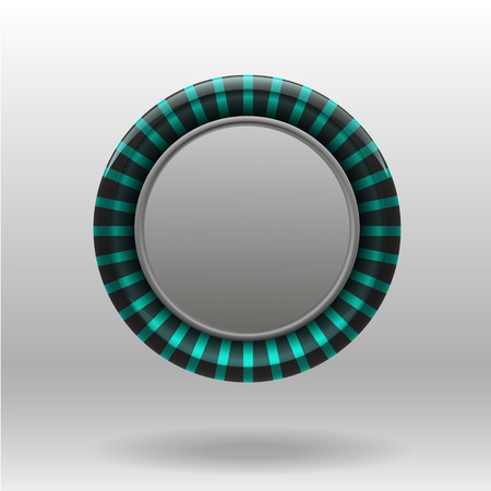 shiny buttons: Download now button. Blue shiny glass buttons for your design. vector illustration eps 10