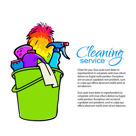 cleaning business: Cleaning services.