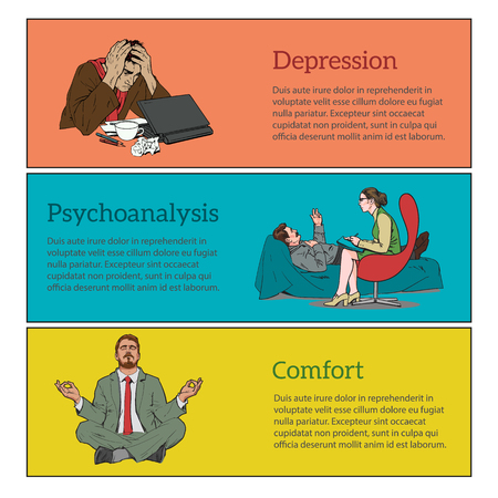 relaxed man: Help psychologist. Psychotherapy. Consulting psychologist doctor. Psychologist listens to patient. Man in depression. The crisis in the country and life. Bad feeling. Relaxed. Search yourself.