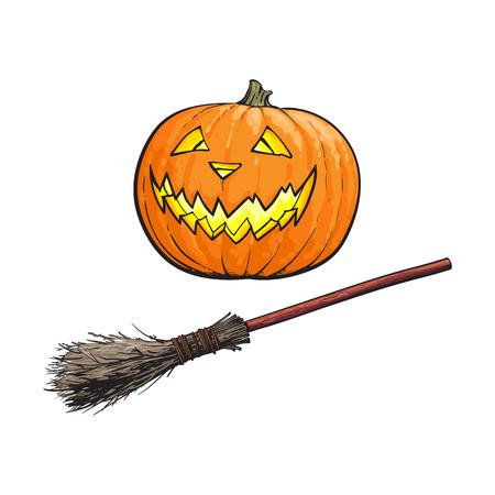 Halloween Calabaza Dibujo. Halloween Calabaza Dibujo. Calabazas De ...